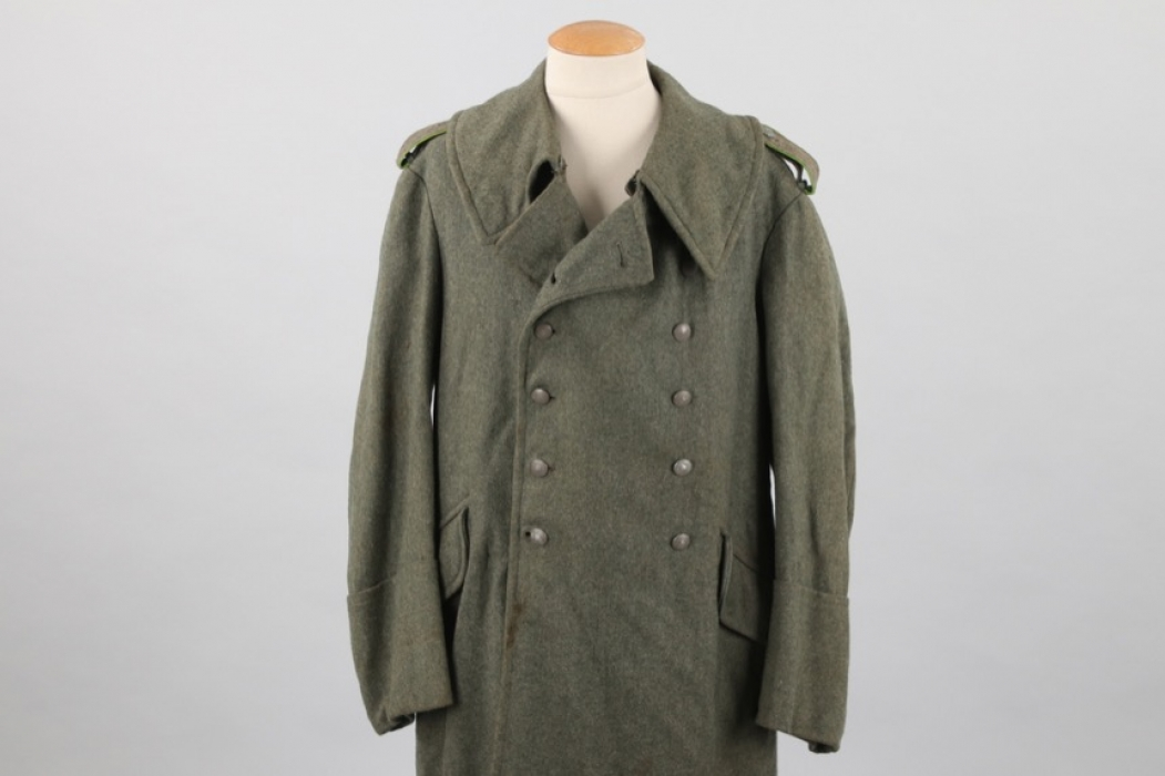 Heer M42 field coat for a Panzergrenadier