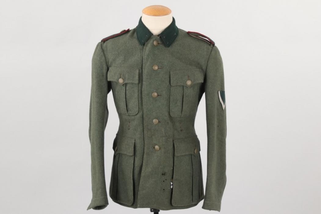 Heer M36 field tunic EM/NCO