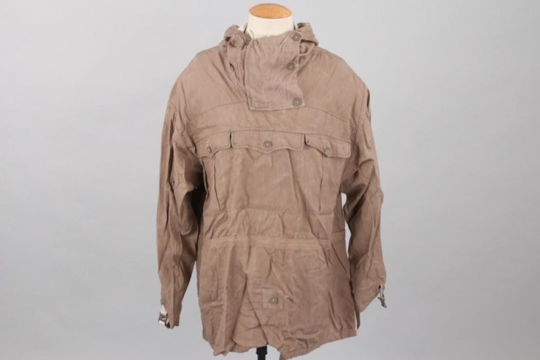 Wehrmacht Gebirgsjäger wind blouse - Reichsbetriebsnummer
