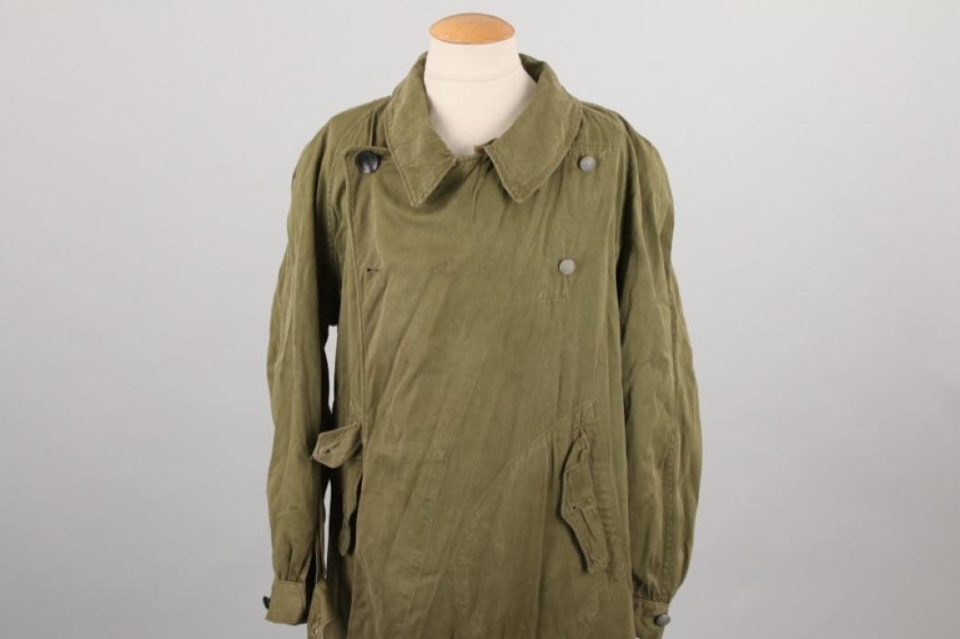 Heer tropical motorcyclist's coat