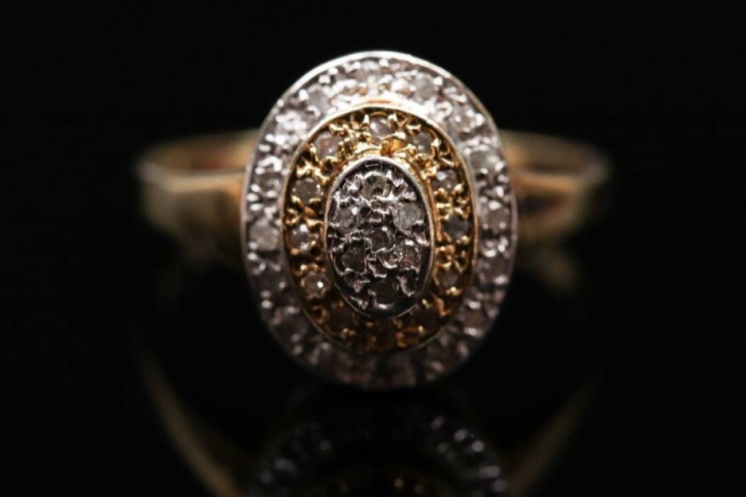 Art Déco Ring