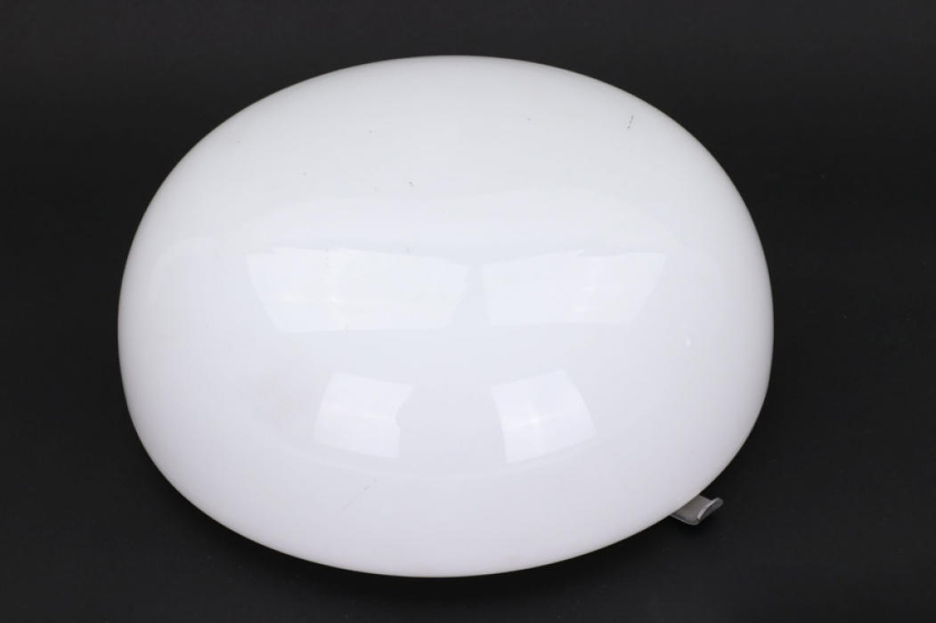 Opal glas ceiling lamp