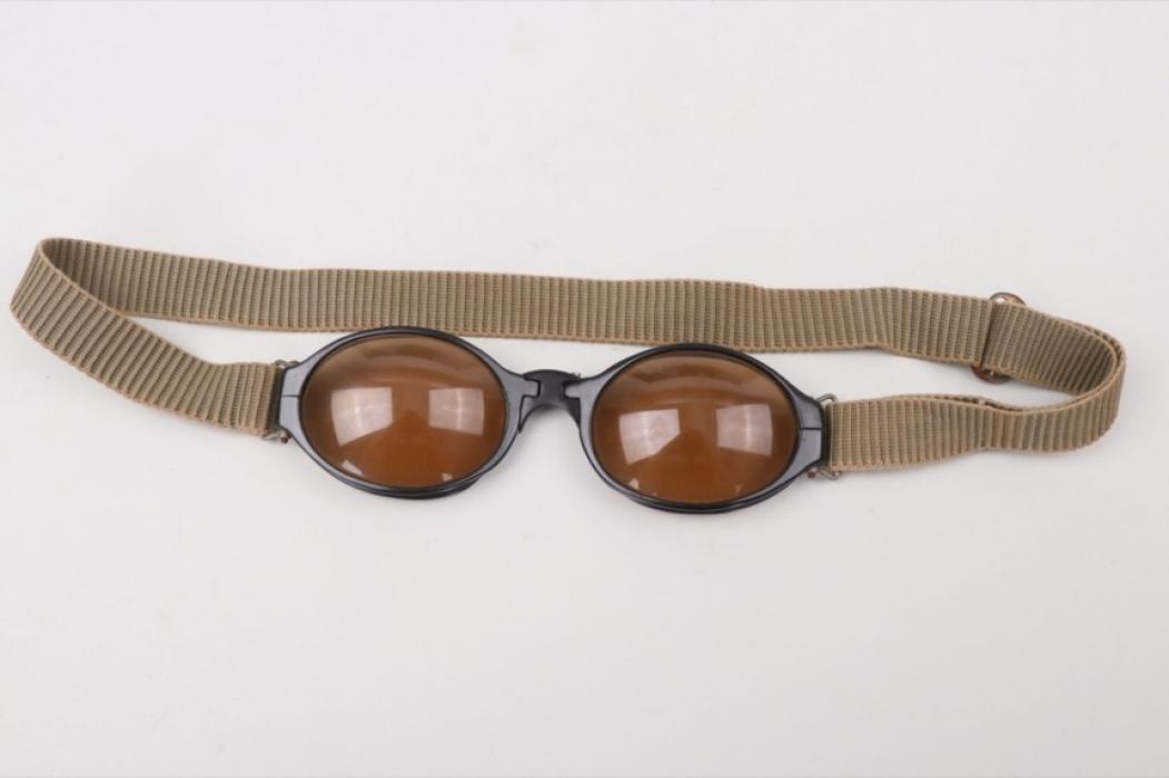 Luftwaffe splinter protection goggles