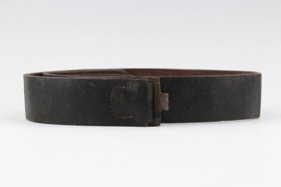 Wehrmacht combat belt EM/NCO - unit marked