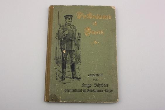 Die Gendarmerie in Bayern