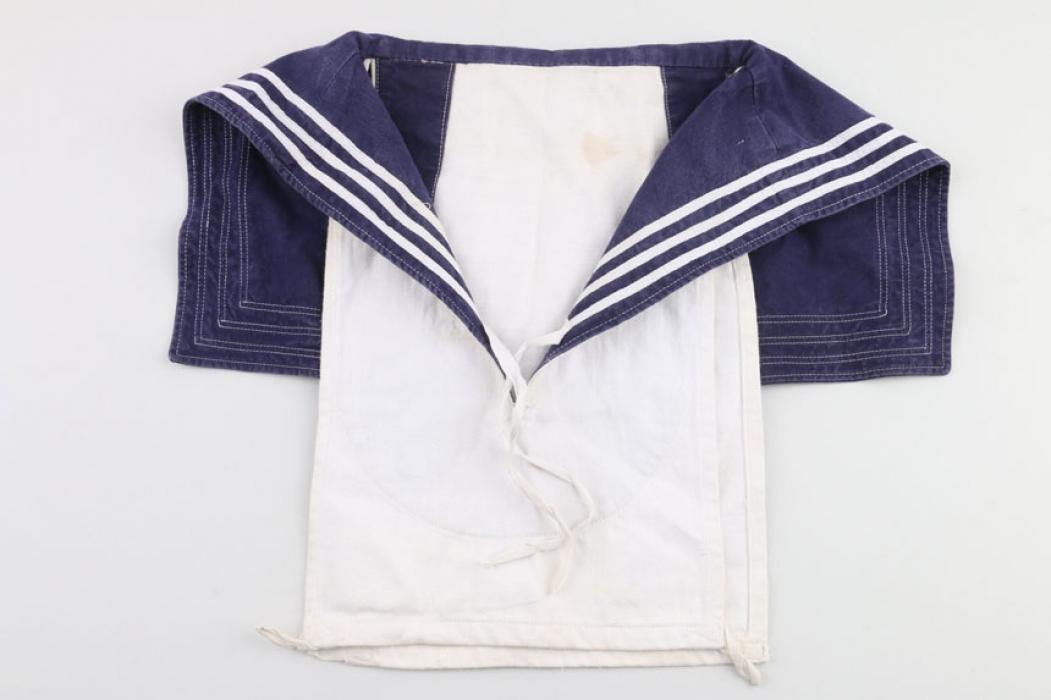 Kriegsmarine collar dickie