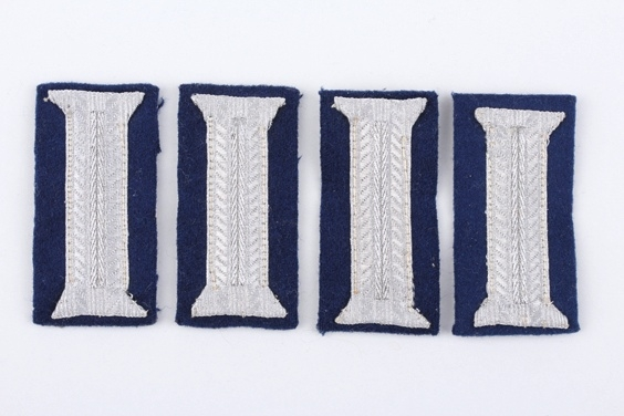 4 sleeve patches for medical parade tunic