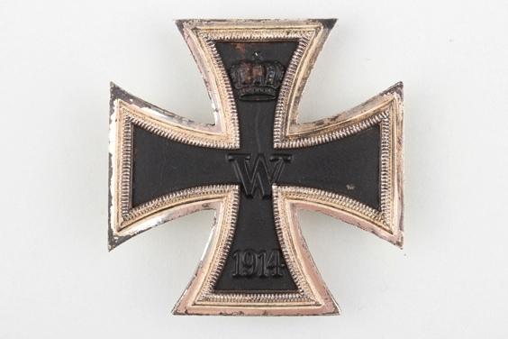 Third Reich period 1914 Iron Cross 1st Class