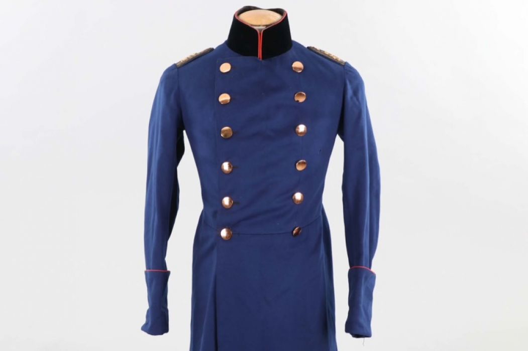 Prussia - Feldartillerie-Regiment Nr. 27 coat for a Leutnant
