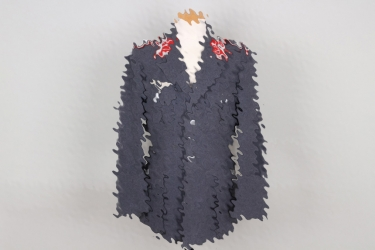 Fla.-MG 4-pocket tunic for - Oberfeldwebel