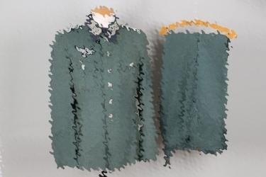 Wehrmacht uniform for a Sonderführer