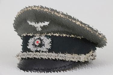 Wehrmacht Infantry visor cap - Schellenberg
