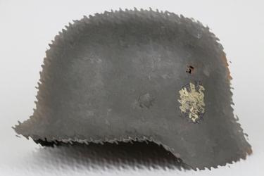 Heer M40 single decal helmet - ET66