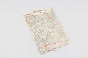 NSDAP 1936 Reichsparteitag Nürnberg - color map