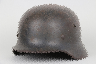 Wehrmacht M40 helmet - named