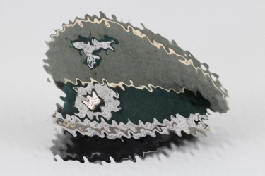 Heer Infantry Reserve officers visor cap