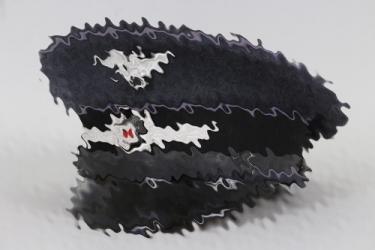 RLB Luftschutz visor cap EM/NCO