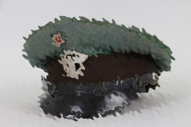 Third Reich Police visor cap EM/NCO