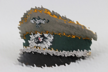 Wehrmacht Kavallerie crusher cap