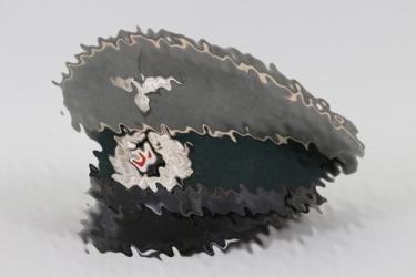 Heer Infanterie visor cap EM/NCO