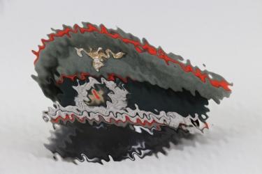 Heer Artillerie officers visor cap EREL