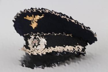 NS-Marinebund visor cap