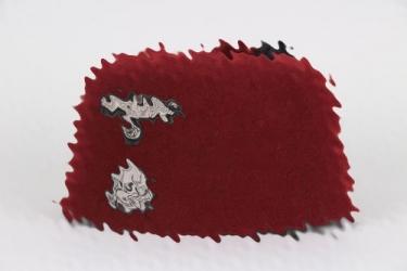 Waffen-SS red FEZ