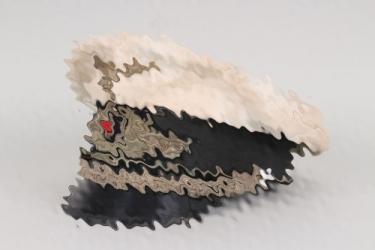 Greek made Luftwaffe officers summer cap