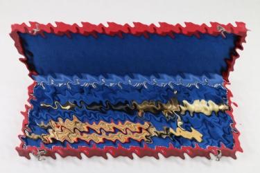 East German NVA Generals dagger in case