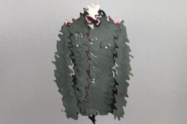 Heer Nebeltruppe ornamented tunic for a Hauptmann
