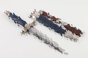 DLV knife (silvered) - Josef Münch