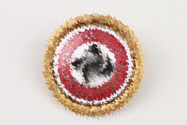 NSDAP GOLDEN PARTY BADGE - LARGE (1584)