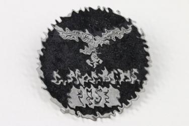 Luftwaffe Service Badge - L.Hpt.M.Hf. Nr. 1831