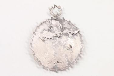 1934 Bundesschiessen Leipzig 1000 silver