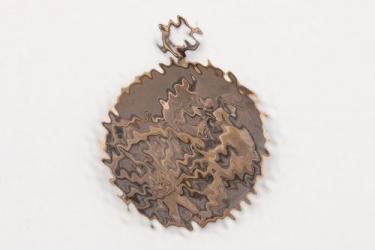1937 bronze Art.Rgt.10 shooting medal