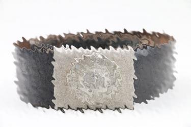 Heer EM/NCO parade belt & buckle