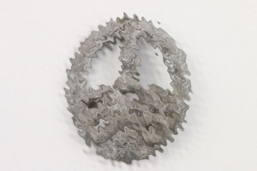 Anti Partisan Badge in silver