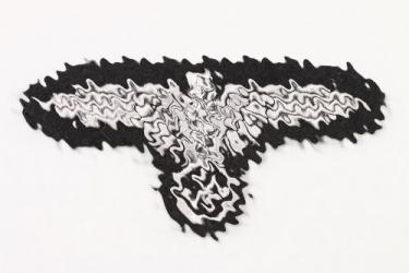 Waffen-SS sleeve eagle - EM/NCO