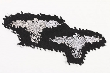 2 Waffen-SS EM/NCO sleeve eagles
