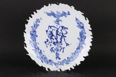 II./Art.Rgt.677 Frankreich-Holland-Belgien MEISSEN plate
