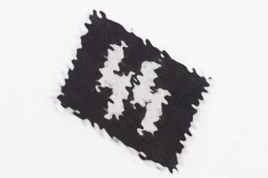 Waffen-SS collar tab - EM/NCO
