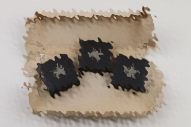 3 unissued War Merit Crosses 1st Class in package