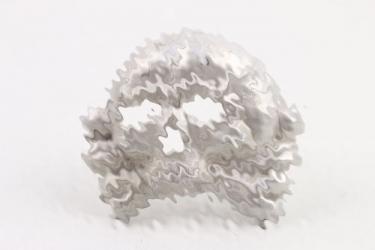 Allgemeine-SS cap skull