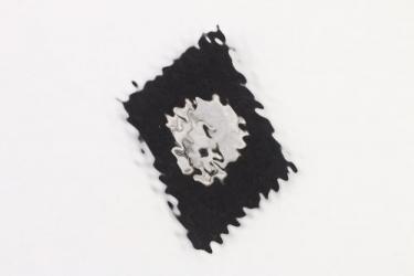 "Waffen-SS ""Totenkopf"" NCO's collar tab"