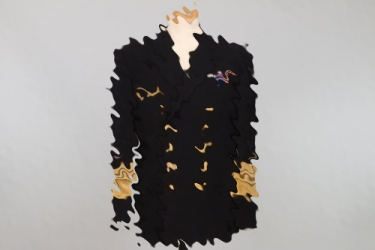 Generaladmiral Schultze - Reefer jacket with ribbon bar