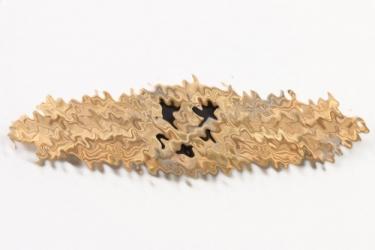 Close Combat Clasp in gold - FLL