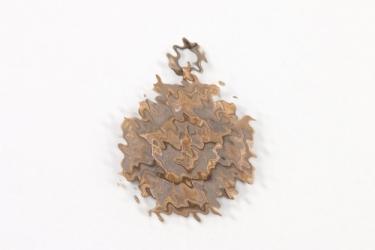 Miniature to NSDAP Long Service Award in bronze