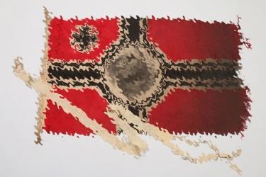 Olt.z.S. Schultze - U-2540 war flag