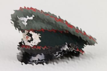 1./Art.Rgt.62 Heer visor cap - EM/NCO