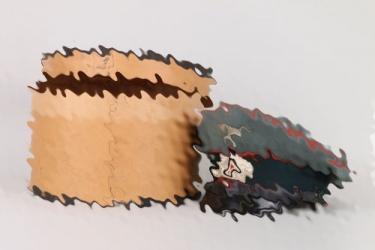 Heer Artillerie EM/NCO visor cap (EREL) in box